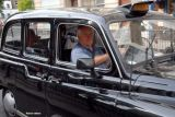 Black London Cab
