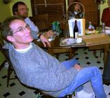 Raymond Woodcock Christmas 2006