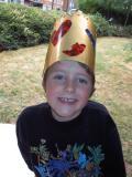 Ferdie in Party Hat