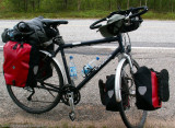 295  Guy - Touring Finland - Orbea Artea touring bike