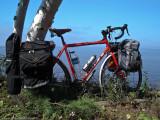 317   Sylvain - Touring Quebec - Marinoni Turismo Extreme touring bike