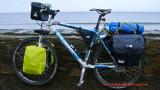 354    Colin - Touring Ireland - Cube Acid touring bike