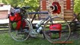 359    Kyle - Touring Missouri - Novara Randonee touring bike
