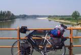 019  George - Touring Northern Italy - Gazelle Playa touring bike