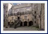 Entrance to Chillingham Castle