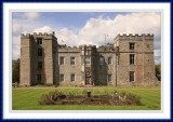 Chillingham Castle - Back Door