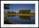 Courtenay River Reflections