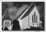 St. Andrews Church B/W