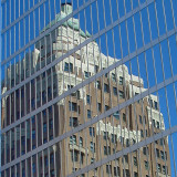 Upon Reflection:  Marine Building