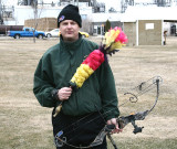 Robin Hood Pole Archery 2009