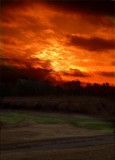 Sunrise During Storm