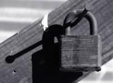 Lock on Nail