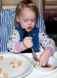 Dunking Pancake