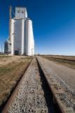 Grain Elevator, Clearwater Kansas