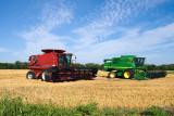 Wheat Combines