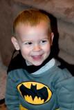 Batman Smiles