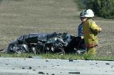 Car Wreck,  News Photo