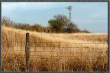 Windmills plenty in Kansas