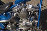 Harley Panhead Chopper