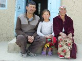 (ethnic) Kirghiz family, Murgab