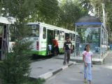 Dushanbe, Rudaki avenue