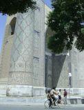 Samarkand, Bibi-Khanum mosque