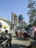 Bazar near Bibi-Khanum mosque