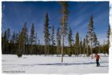 Snowshoeing at Three Creeks Snow Park