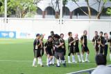 Football Match @ Jalan Besar Stadium