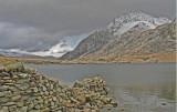 under tryfan mountain (wales)