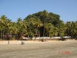 Picnic Bambolim Beach