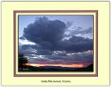 Santa Rita Sunset #2