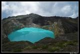 Les 3 cratères du Kelimutu