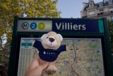 Villiers metro station