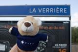 La Verriere station