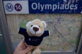 Olympiades metro