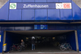 Zuffenhausen entrance