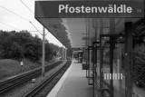 Pfostenwaldle station