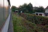 old Salach tracks
