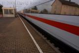 ICE train passing Salach