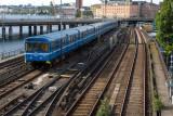 Gamla Stan-Slussen train 5