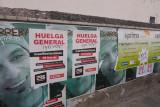 Huelga General posters
