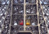 Tour Eiffel close up