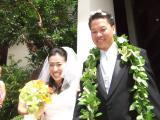 Congratulations Karlton & Megumi