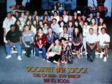 Our 25th Roosevelt High School Class Reunion