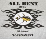 9th Annual All Bent Ahi Fishing Tournament - July 12