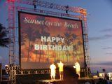 AQ Sunset on the Beach