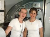 Embraer 190 Visits AQ