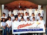 Explorers Class of 2008