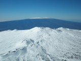 Mauna Kea!  Let it snow, let it snow, let it snow!